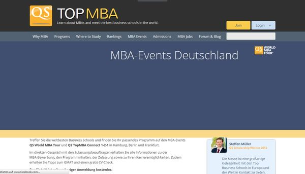 Top-Events für Karriere & Co
