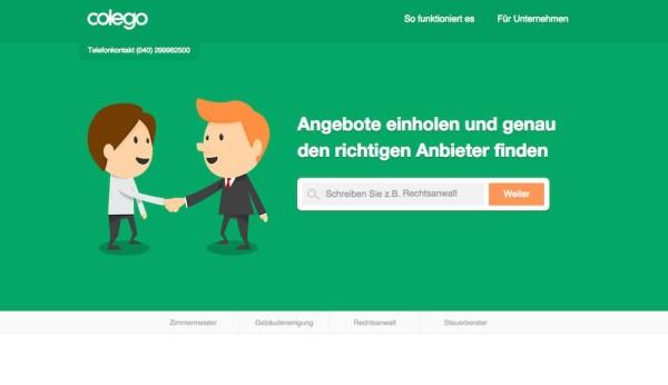 Colego erreicht man über www.colego.de
