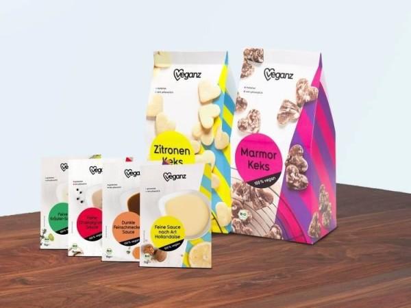 Veganz launched Eigenmarke im April