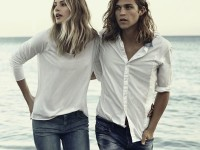 Fashion: Model-Casting in Hamburg / Spitaler Str.