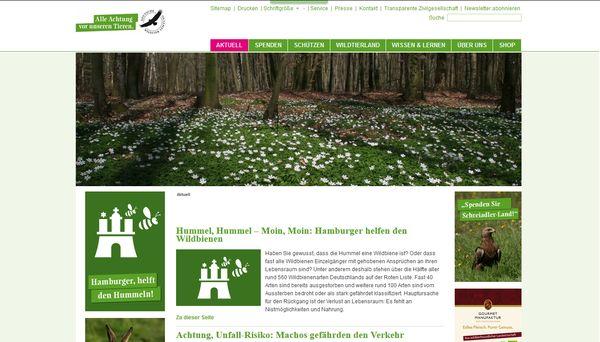 Die Deutsche Wildtier Stiftung