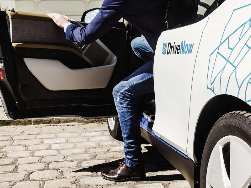 DriveNow nimmt BMW i3 in deutsche Flotte auf