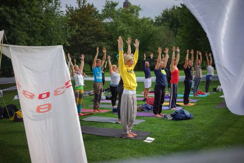 """Yoga.Wasser.Klang Festival"""