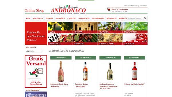 Original italienische Köstlichkeiten zu bezahlbaren Preisen
