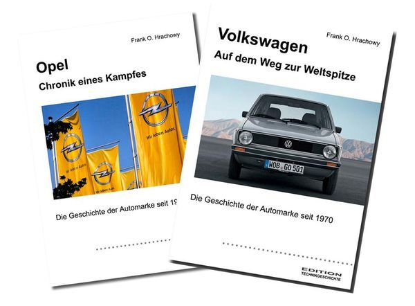 Herbstsonderangebot für Volkswagen- und Opelfans, die keine »Hofberichterstattung« und keine Marketingphrasen lesen wollen