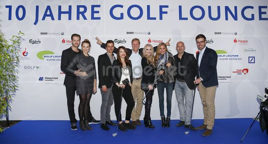 10 Jahre Golf Lounge