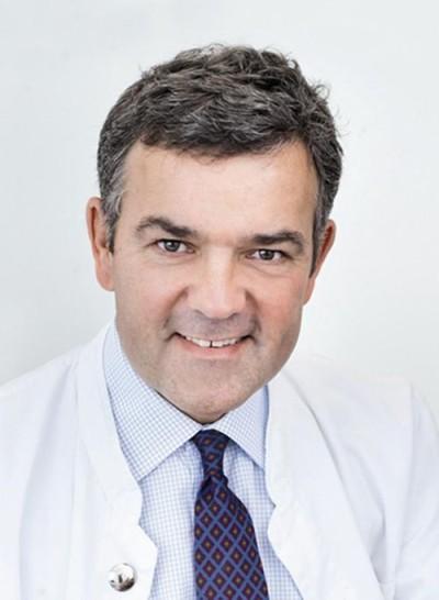 Prof. Dr. Volker Steinkraus, Dermatologe und Leiter des Dermatologikum Hamburg