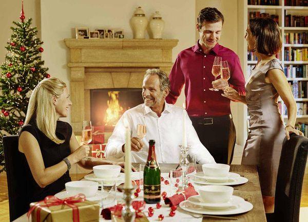 Weihnachten mit Rotkäppchen Flaschengärung