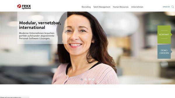Geprüft: rexx systems ist ein familienfreundliches Unternehmen
