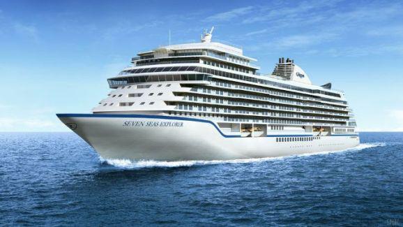 Noch mehr Luxus auf hoher See