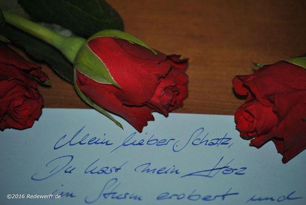 Der Liebesbrief zum Valentinstag liegt voll im Trend