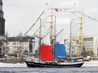 Hafengeburtstag Hamburg auf der Regina Maris