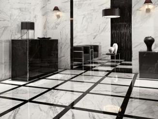 Schwarzer Granit: Ein Granit, der nie aus der Mode kommt