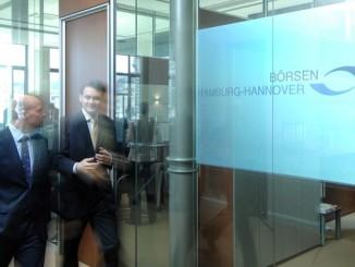 Börse Hamburg: Solide Umsätze im Fondshandel
