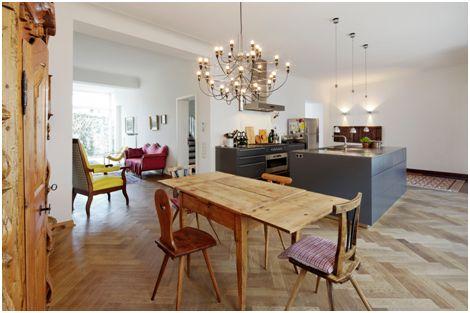 interieur nordisch k hl aber dennoch gem tlich. Black Bedroom Furniture Sets. Home Design Ideas