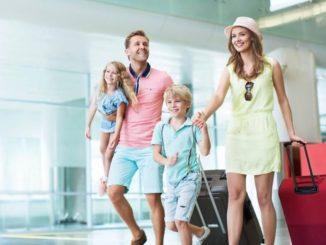Checkliste für Familienurlauber