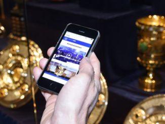 Das HSV-Museum als Multimedia-Erlebnis