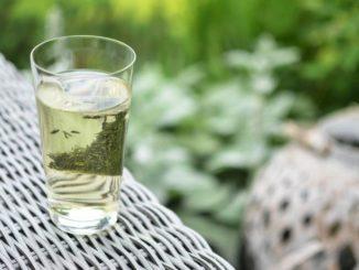 Mizudashi Gyokuro Tee schmeckt kalt am besten