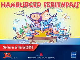 Hamburger Ferienpass 2016