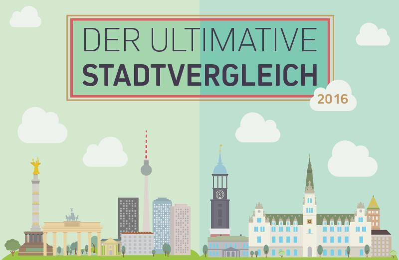 Hamburg oder Berlin?