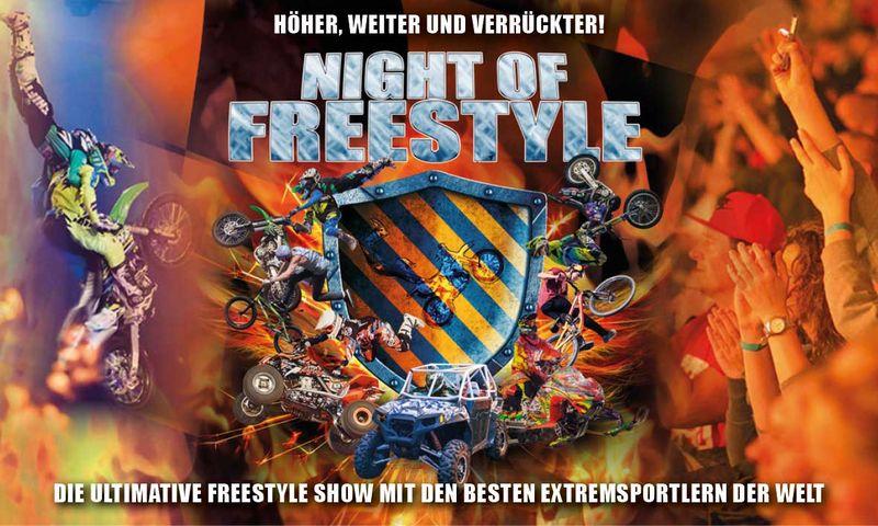 Die ultimative Freestyle-Show mit atemberaubenden Stunts