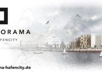 Wohnen mit Weitblick - Panorama HafenCity Hamburg