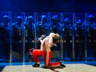 Billy Elliot - The Musical mit Lewis Smallman in der Titelrolle