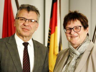 Margrit Neumann als neue Direktionspräsidentin eingeführt