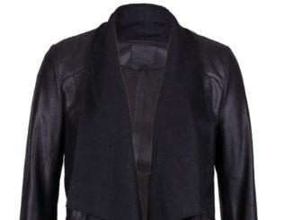 Edge: Stylische Lederjacken für Damen