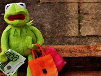 Über die Feiertage regierte der Shopping-Wahn