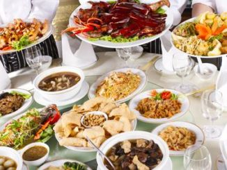 Leckere chinesische Küche