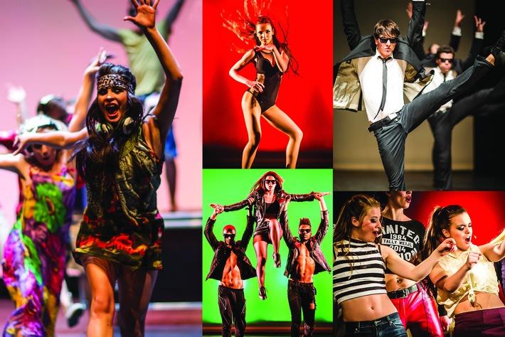 Die Stage School Hamburg, Deutschlands größte private Bühnenfachschule, lädt ein!