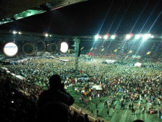 Herbert Grönemeyer, Coldplay, The Chainsmokers und Ellie Goulding spielen als Headliner auf dem Global Citizen Festival Hamburg am Vorabend des G20-Gipfels 2017