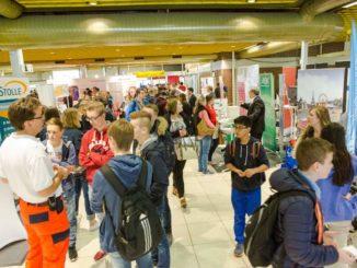 2x jährlich verwandelt sich das Terminal Tango zur größten Ausbildungsmesse in Norddeutschland