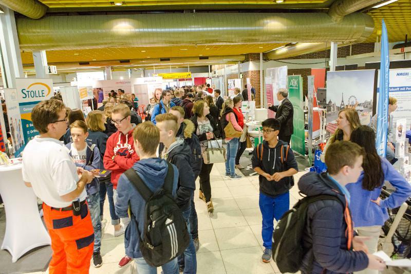 10. Talente Kompakt - Die Ausbildungs- und Studienmesse im Flughafen Hamburg
