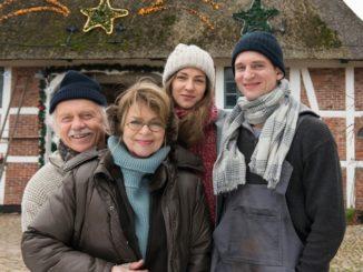 """Drehstart für ZDF-Komödie """"Ein Lächeln nachts um vier"""""""