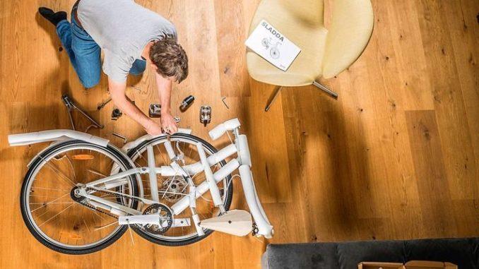 Kann Ikea auch Fahrräder?