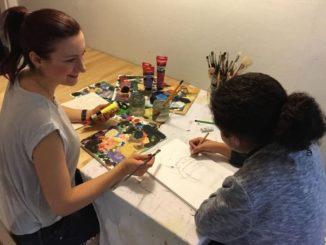 Kinderworkshops in Hamburg zur Förderung von Kunst und Kreativität