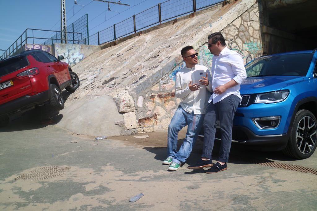 DJ Tomekk, Tiago Dos Santos Texeira, Jeep Compass