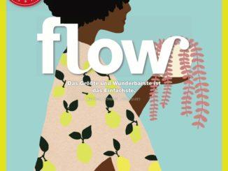 Die aktuelle Ausgabe von Flow ist ab heute im Handel erhältlich