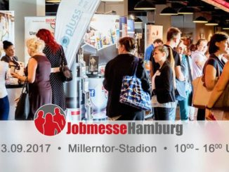 6. Jobmesse Hamburg am 13. September 2017 im Millerntor-Stadion