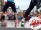 Opening-Fitness-Party auf dem Spielbudenplatz