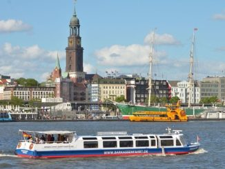 Auch Hamburg wird vom Klimawandel betroffen sein