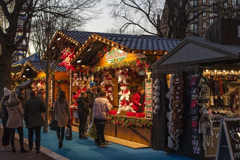 Die Weihnachtsmärkte öffnen jetzt!
