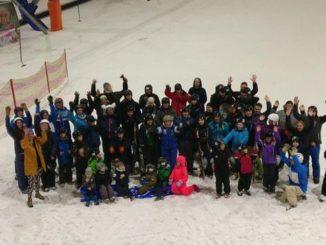 Einfach mal abschalten und das Skifahren und Rodeln genießen