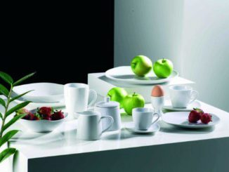 Feinstes Bone China Porzellan