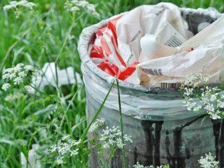 Die Welt ist voller Plastikmüll