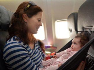 Auch Babys können Anspruch auf Entschädigung bei Flugverspätung haben