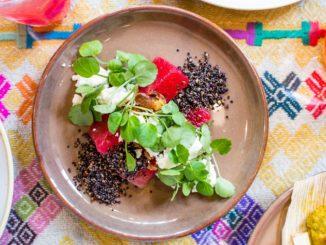 Gut 25 Prozent der Deutschen bevorzugt beim Restaurantbesuch die vegetarische Küche