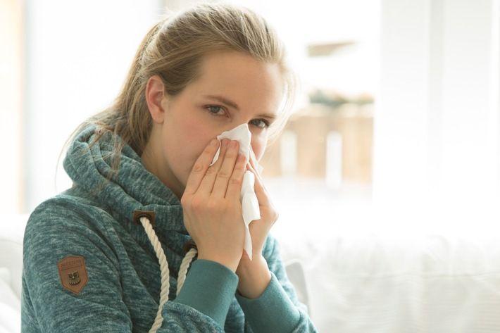 Schnelle Hilfe bei ersten Anzeichen für einen Erkältungsinfekt